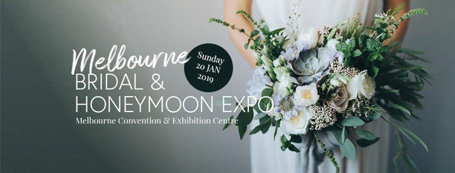 The Melbourne Bridal & Honeymoon Expo 2019