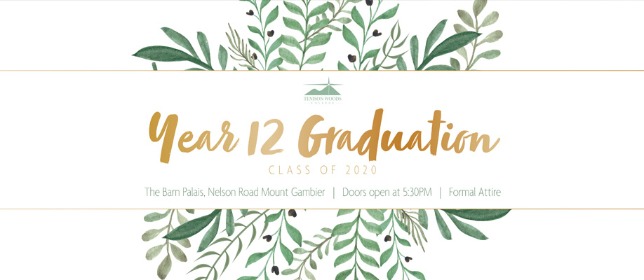 Tenison Woods College Year 12 Graduation