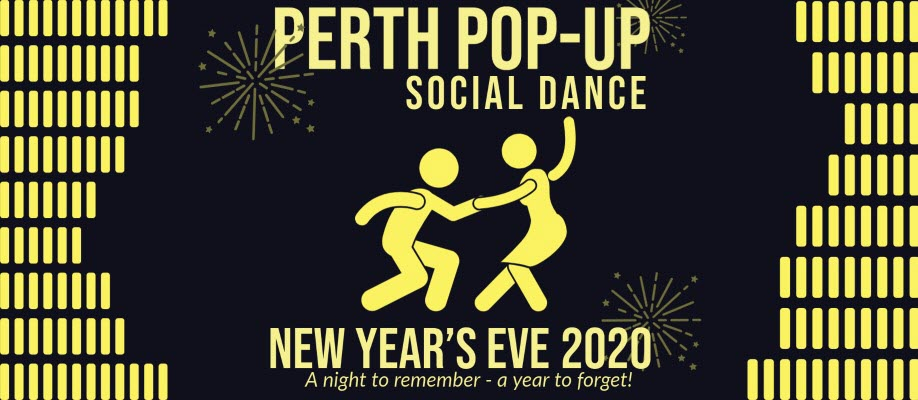 Perth Pop-up Social Dance New Year's Eve 2020
