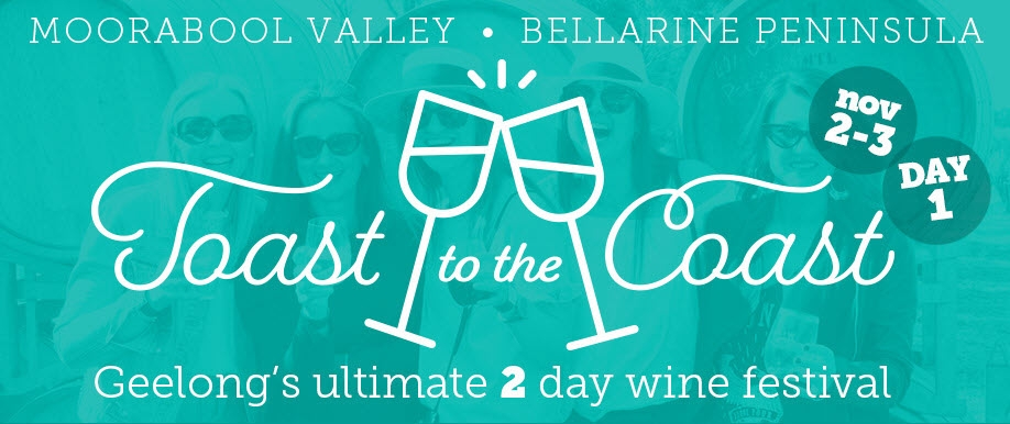 TOAST TO THE COAST 2019 - Saturday At The Wineries