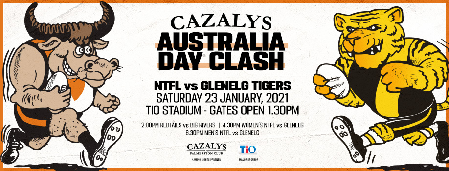 2021 Cazalys NTFL Representative Game