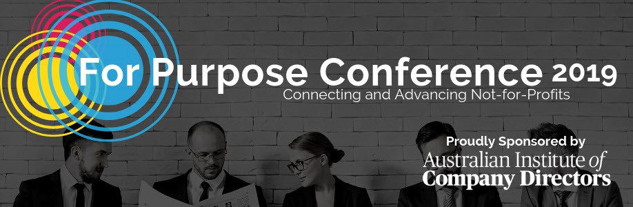 For Purpose Conference 2019