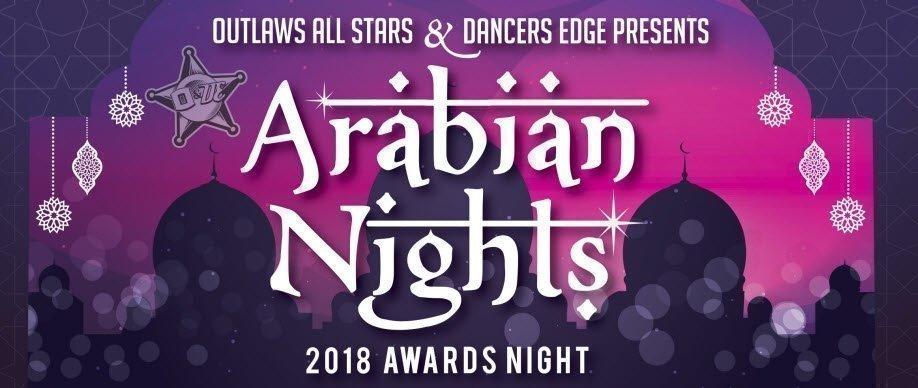 Outlaws Edge Arabian Nights Awards Ball