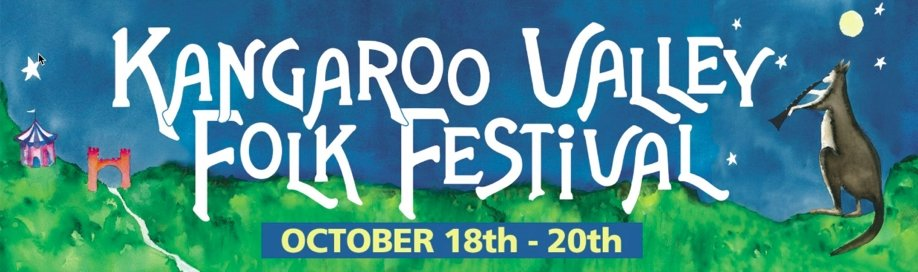 Kangaroo Valley Folk Festival 2019