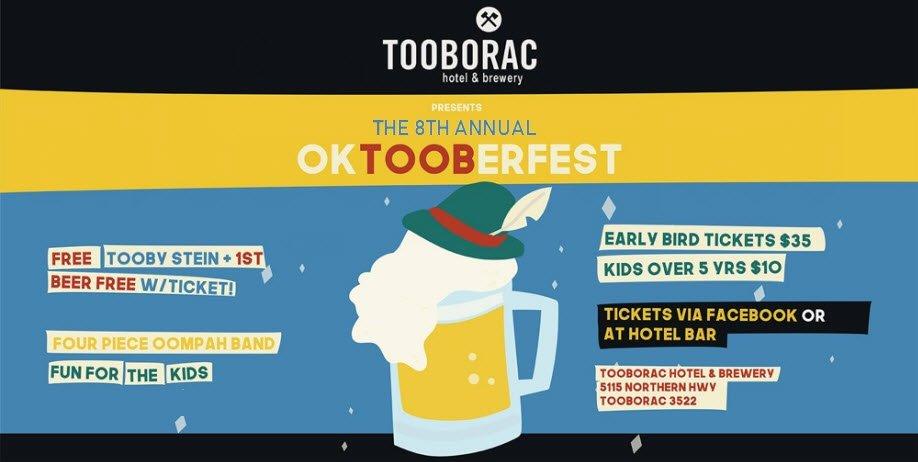 Annual OkTOOBerfest Beer Festival 2019