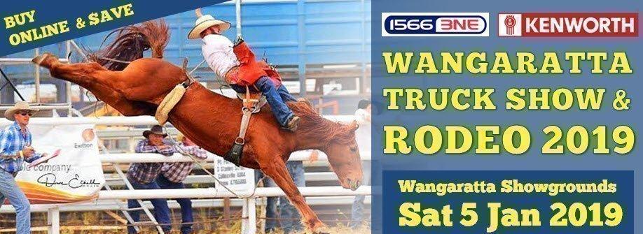 Wangaratta Truck Show & Rodeo 2019