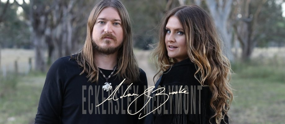 ADAM ECKERSLEY & BROOKE McCLYMONT LIVE AT THE ALBERT
