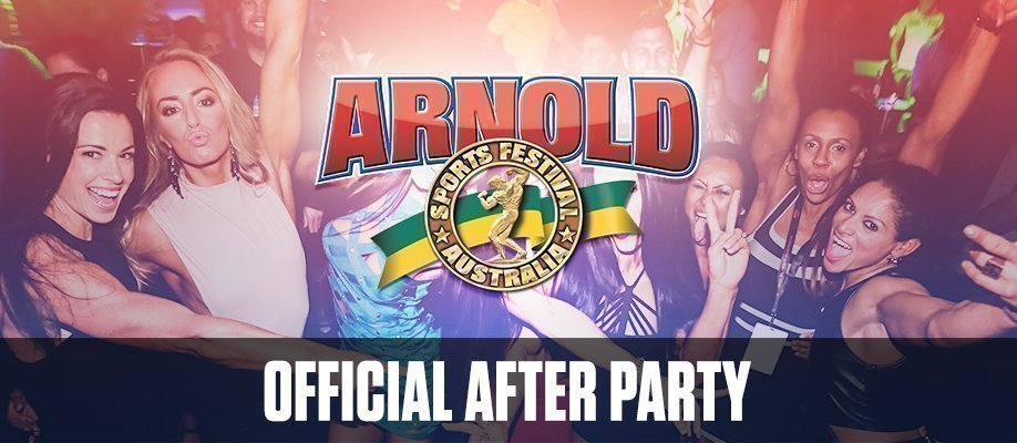Arnold Sports Festival 2018: Official After Party