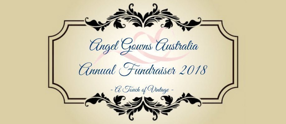 Angel Gowns Australia Annual Fundraiser 2018