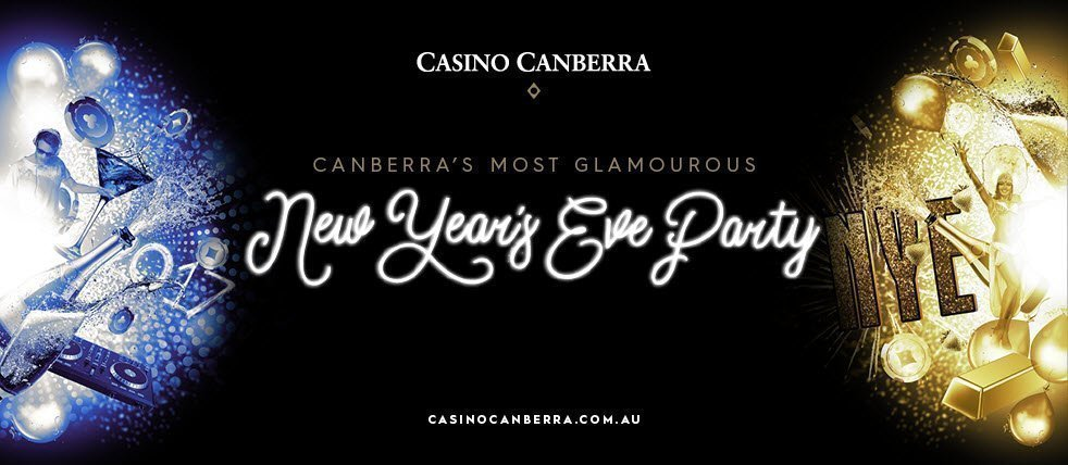 Canberra's Most Glamourous New Year's Eve at Casino Canberra