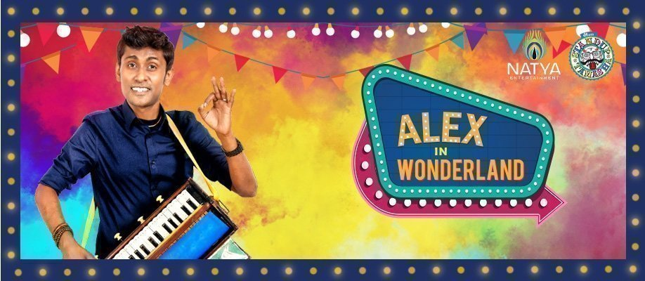 PERTH | Alex in Wonderland - Standup Comedy Special by Alexander Babu, Evam