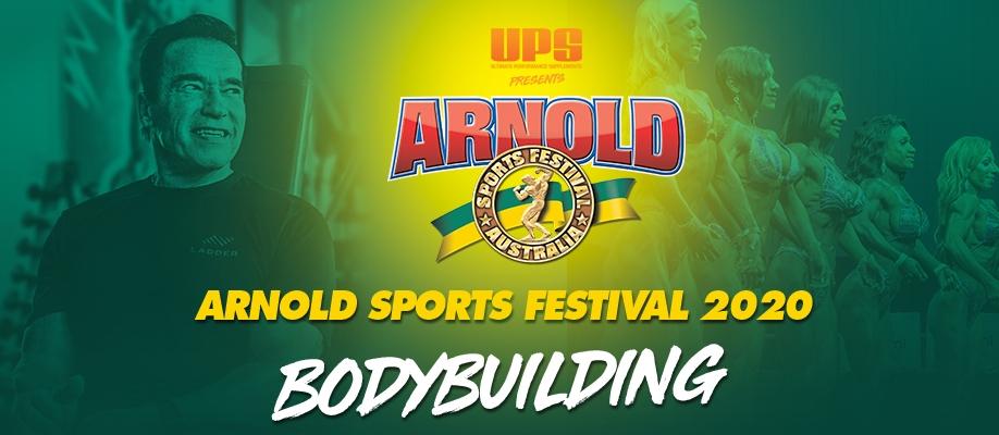 Arnold Classic Australia Amateur Bodybuilding