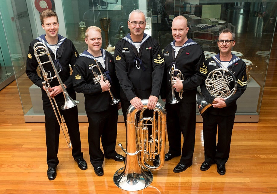 The Royal Australian Navy Band Chamber Ensembles