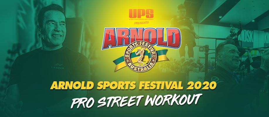Pro Street Workout