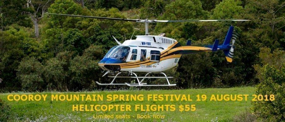 Cooroy Mountain Spring Festival