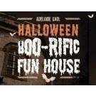 Adelaide Gaol's Halloween Boo-riffic Fun House