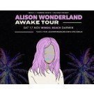 ALISON WONDERLAND'S NATIONAL AWAKE TOUR