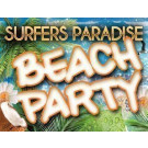 Surfers Paradise NYE Beach Party