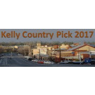 19th Annual Kelly Country Pick 2017