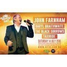 One Tropical Day: John Farnham - Daryl Braithwaite - The Black Sorrows - Taxiride