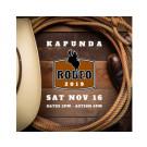Kapunda Rodeo 2019