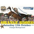 Orange East to West Coast Rodeo Championships 2019