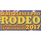 VICTORIAN STATE CHAMPIONSHIPS: Whittlesea Pro - Rodeo