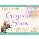 Gayndah Show