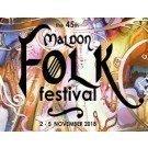 Maldon Folk Festival 2018