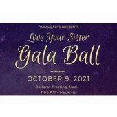 Twin Hearts Inc Love Your Sister Gala Ball