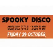 Spooky Disco!