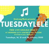 Tuesdaylele Workshops