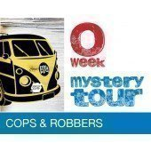 Mystery Tour - Theme: Cops & Robbers