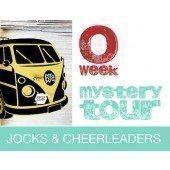 Mystery Tour - Theme: Jocks & Cheerleaders
