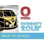 Mystery Tour - Theme: Back to School