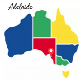 Adelaide Colour Frenzy