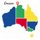 Darwin Colour Frenzy
