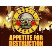 GUNS 'N' ROSES Appetite for Destruction Australias ultimate tribute show