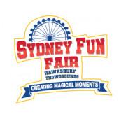 Sydney Fun Fair | Hawkesbury Showgrounds | SUNDAY 27 SEPTEMBER