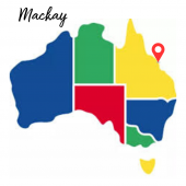 Mackay Father's Day Colour Frenzy
