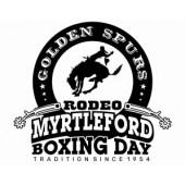 MYRTLEFORD 66th GOLDEN SPURS RODEO