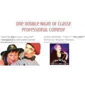 Double Night of Classy Professional Comedy