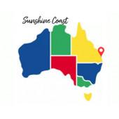 Sunshine Coast Colour Frenzy Glow Edition
