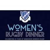 Wanderers Women's Rugby Dinner