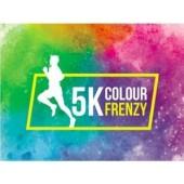 Newcastle 5k Colour Frenzy Walk / Run