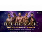 Landmark Girls Club Presents: Feel the Magic ft. Magic Men Australia