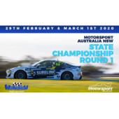 Motorsport Australia NSW Motor Race Championships
