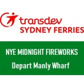 NYE 2019 Sydney Harbour Midnight Fireworks - Departing Manly Wharf