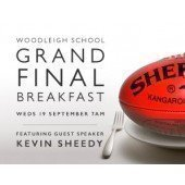 Woodleigh School Grand Final Breakfast 2018
