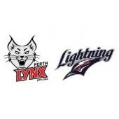 Perth Lynx vs Adelaide Lightning